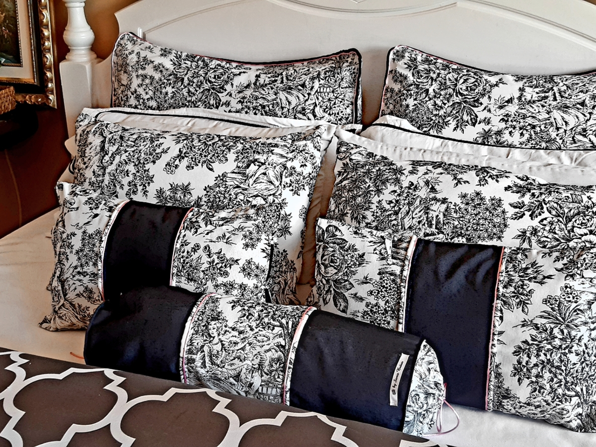 Chateau Garden Collection by Sonia Budner